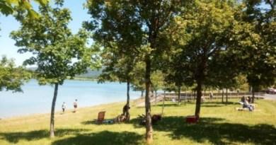 Las playas de Araba han acogido este verano a 137.416 visitantes,