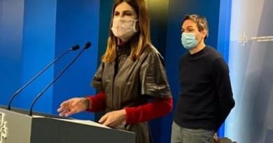 """Podemos Euskadi propone comisión de investigación sobre el """"escándalo"""" de vacunaciones y apunta a otros posibles casos,"""