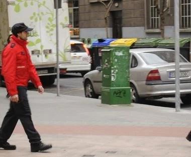 Detenido un menor en Donostia por incidentes provocados por 200 jóvenes que se enfrentaron a la Ertzaintza,