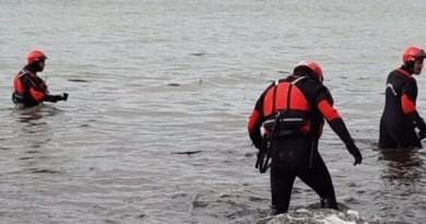 Investigan si los restos humanos encontrados en la playa de Arrigunaga fueron mutilados intencionadamente,