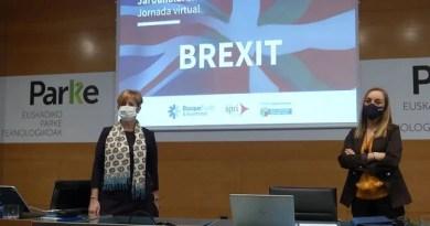 """Tapia: """"Las empresas vascas seguirán haciendo negocios con el Reino Unido"""","""