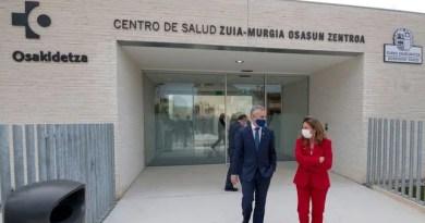 El nuevo Centro de Salud de Murgia atenderá a 5.500 personas,