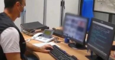 Detenido en Vitoria un hombre que tenía en su poder más de cien archivos informáticos con contenido pedófilo,