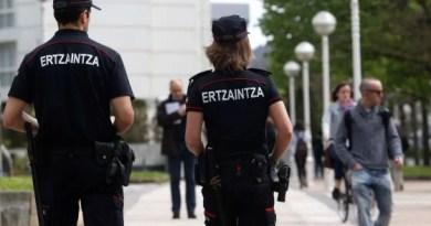Dos detenidos en Donostia por agredir a una persona,