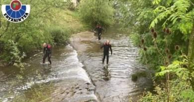 Los Servicios de Emergencias de Euskadi buscan a una mujer desaparecida ayer por la tarde en Lazkao,