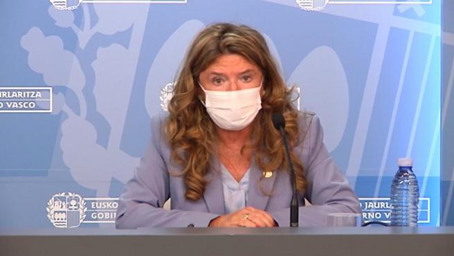 Euskadi necesitará unas dos semanas para una tendencia a la baja de positivos incida en hospitalizaciones y UCI,