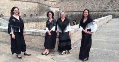 Jornada medieval en el santuario de Estíbaliz,