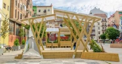 "Finaliza el proyecto ""Agroplaza Kirkiño"" en Bilbao,"