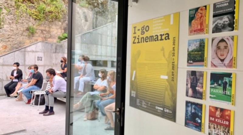 El Instituto de Arquitectura de Euskadi estrena un ciclo de cine de verano al aire libre,