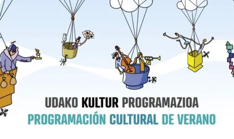 La programación cultural de verano en Vitoria-Gasteiz ofrecerá un monólogo, teatro, danza, música y circo al aire libre la próxima semana,