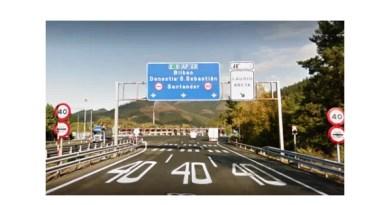 El programa de bonificaciones de la AP-68 se ampliará a partir de mañana al tramo Llodio-Bilbao,