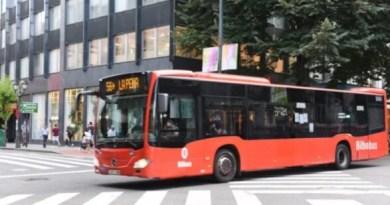 Programan servicios especiales de Bilbobus para este sábado con motivo del partido del Athletic contra el FC. Barcelona,