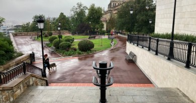 Termina la renovación de la plaza Juan XXIII,