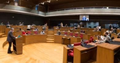 El Parlamento de Navarra rechaza una declaración de condena por la agresión por «odio ideológico» a un joven en Vitoria,
