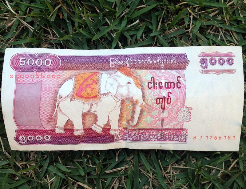 kyat-mianmar