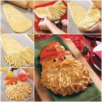 Trabalhos Manuais: Pão de Natal