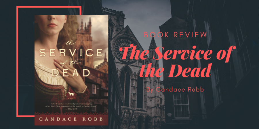 Service of the Dead Candace Robb