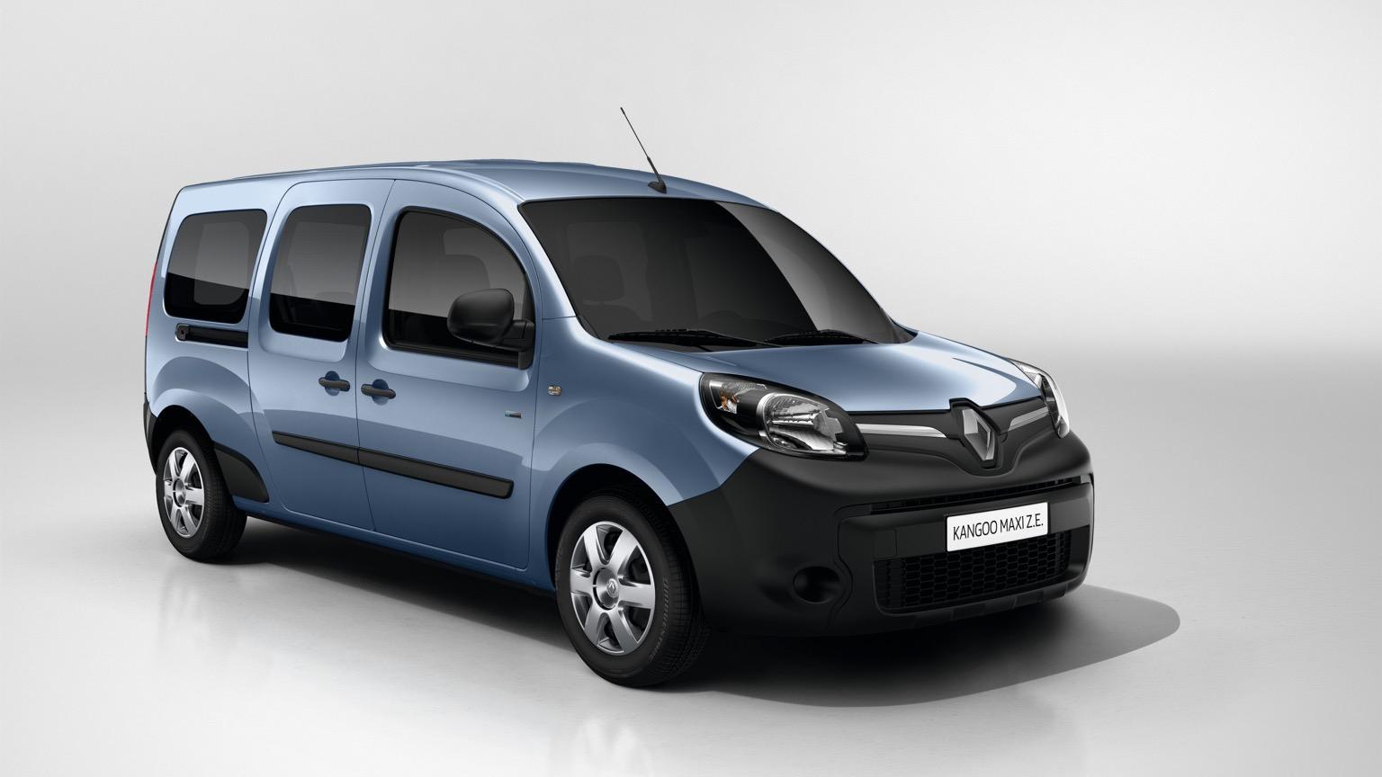 Renault Kangoo Crew Van Ze33 Price And Specifications Ev Database