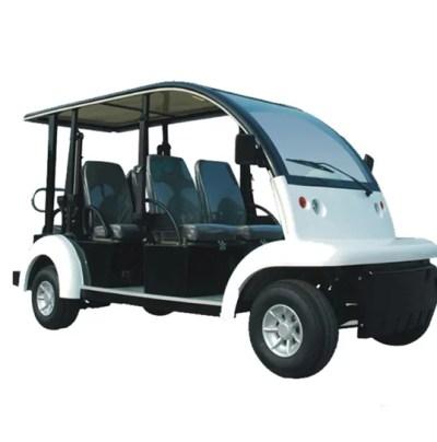 รถกอล์ฟ 6 ที่นั่ง 4+2 Premium