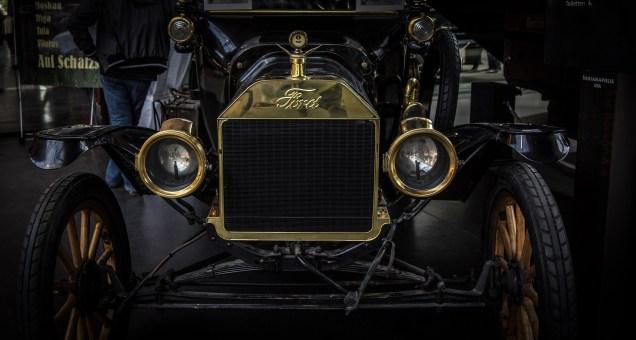 classic model t ford