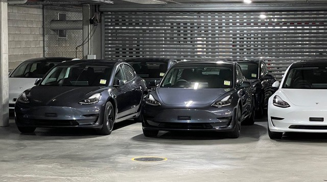 Model 3 refreshed , large numbers