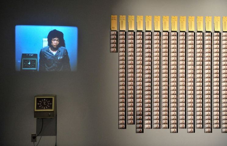"""""""One year performance: 1980-1981"""" - Tehching Hsieh"""