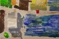 MeinSchulwegAcrylbild