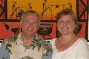 Pierre et Marielle Paradis