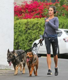 nikki-reed-out-for-a-jog-with-her-dogs_9