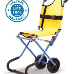Evacuation Chairs Model 300h Mk4 Red Chair Nwpa Abv Emergency Models Evac Carrylite Transit