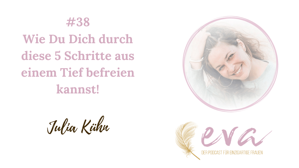 Podcastimage Julia Kühn Folge 38