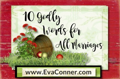 10 Godly Words for all Marriages
