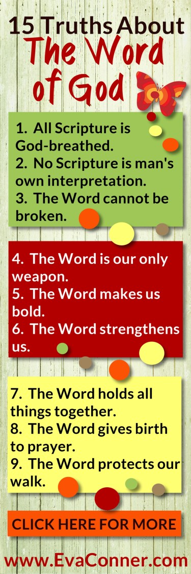 15 Truths About The Word