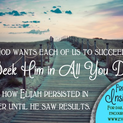 Do You Want a Deeper Walk With God?