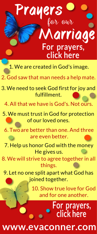 10 prayers for our marriage