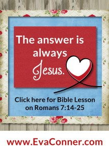 Answer is always Jesus.