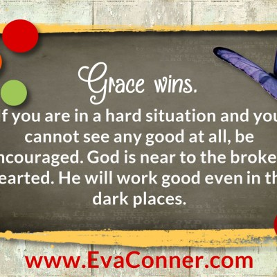 Are You Finding it Difficult to See Good in Your Hard Situation?