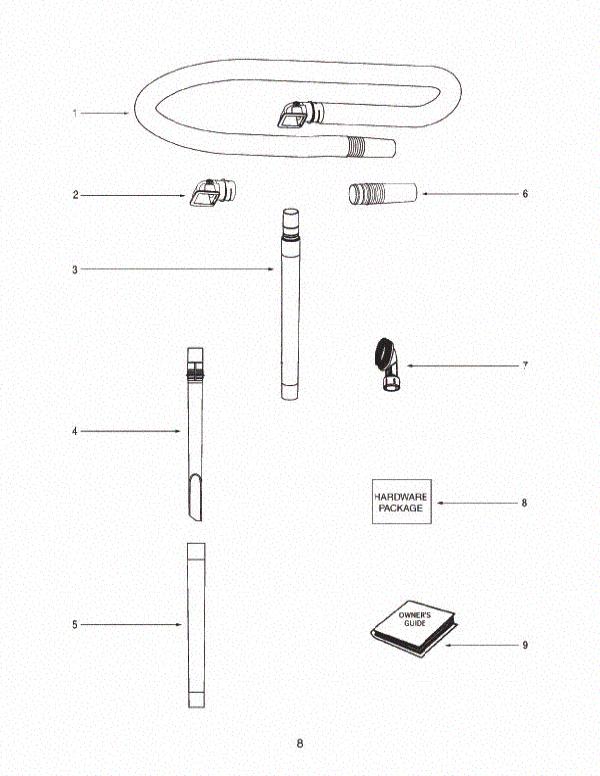 SC5845-A Factory Parts Diagrams and Schematics