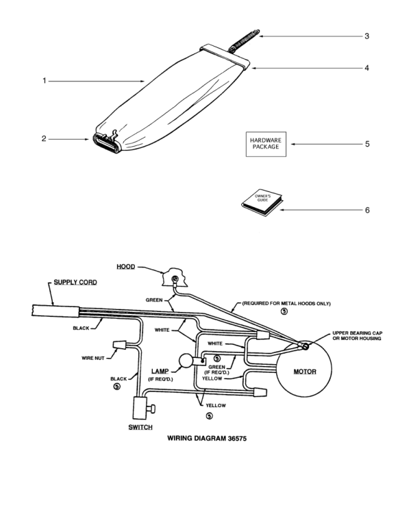 SC679-J Factory Parts Diagrams and Schematics