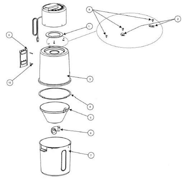 Vacuum Parts: Eureka Vacuum Parts Canada