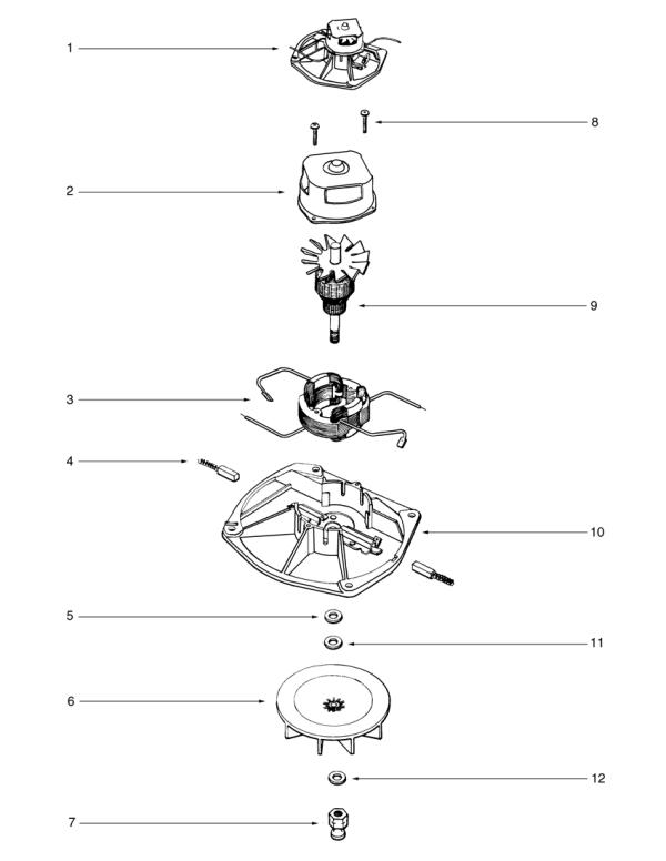 Sanitaire SC679J-2 Parts List and Diagram-eVacuumStore