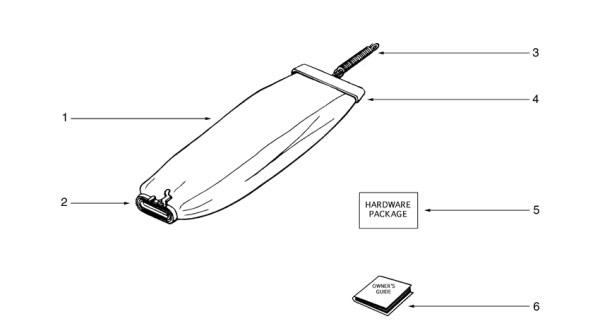 Sanitaire SC679J-3 Parts List and Diagram-eVacuumStore