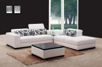 Contemporary Modern Sectional Sleeper Sofa