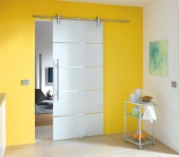 Yellow Sliding Door Design Ideas | EVA Furniture