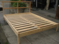 How To Build Platform Bed Frame
