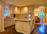 Refinish Kitchen Cabinets for a Fresh Kitchen Look