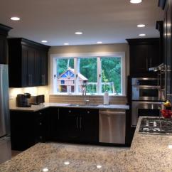How Much To Reface Kitchen Cabinets Aid Silver Saving Money With Cabinet Refacing Eva Furniture At Home Depot