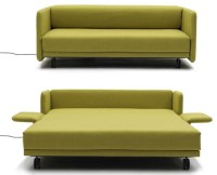 Loveseat Sleeper Sofa for Convertible Furniture Piece ...