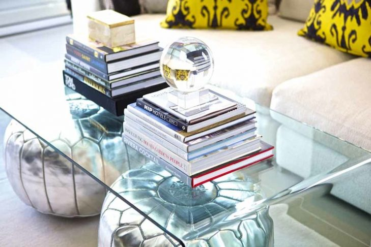 Astounding Acrylic Coffee Table Design Ideas