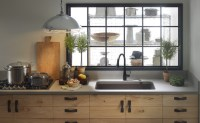 Contemporary Kitchen Faucets Ideas